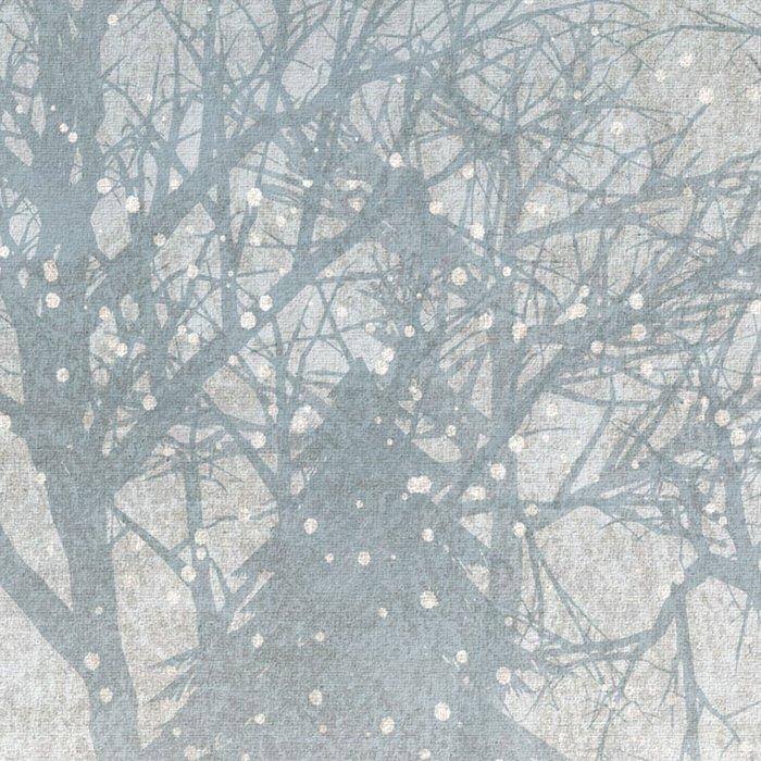 Winter scenery & deers Leggings