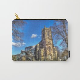 St Barnabus Church Carry-All Pouch