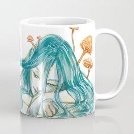 Mushroom Maiden Coffee Mug