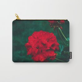 Red flower of love Carry-All Pouch