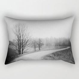 Landscape stories_Path Rectangular Pillow