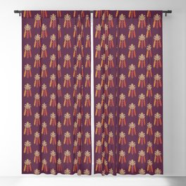 Indian Corn Blackout Curtain