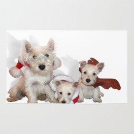 Santa's Little Helpers Rug