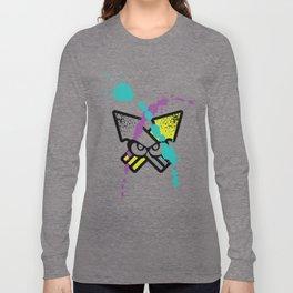 Splatoon - Turf Wars 3 Long Sleeve T-shirt