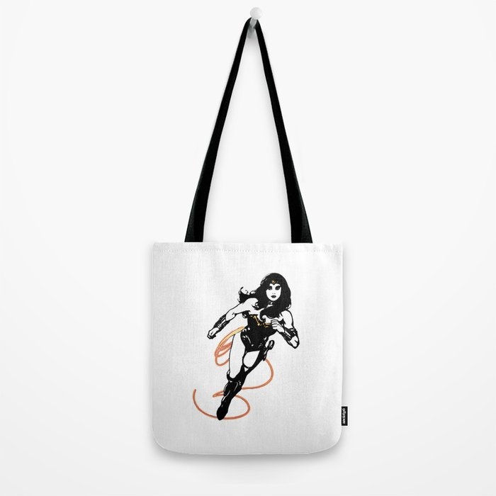 New 52 WW Tote Bag