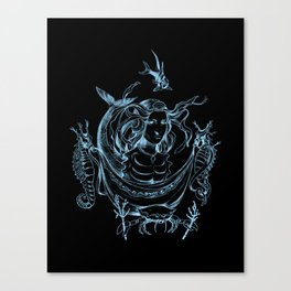 Sea Posse II  Canvas Print