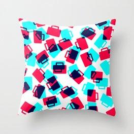 Brief 2 Throw Pillow