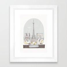 Petit Belle Framed Art Print