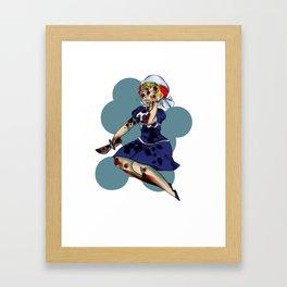 Suzy QQ Framed Art Print