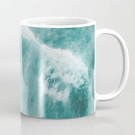 Surfer Surfing Bondi Beach Coffee Mug