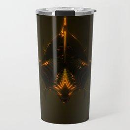 King Dark CatFish Travel Mug