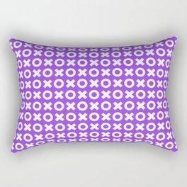 XOXO ((amethyst)) Rectangular Pillow