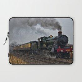 Rood Ashton Hall steam locomotive Laptop Sleeve