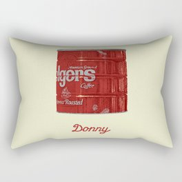 The Lebowski Series: Donny Rectangular Pillow