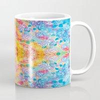 lsd Mugs featuring LSD Flower by Zeus Design