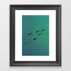 Jetspeed Framed Art Print