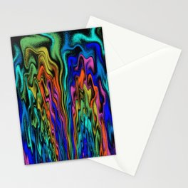 Mystical Flames Stationery Cards