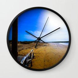 Rota Spain Beach 12 Wall Clock