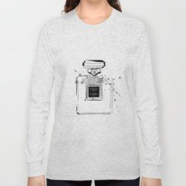 Black Perfume Long Sleeve T-shirt