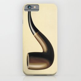 Not A Pipe iPhone Case