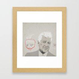 David Lynch Framed Art Print