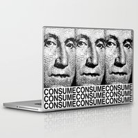 washington Laptop & iPad Skins featuring Washington by Consumer Outfitters