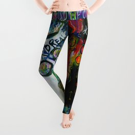 Permission to be Beautiful Leggings