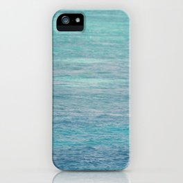 South Pacific x The Coral Sea iPhone Case
