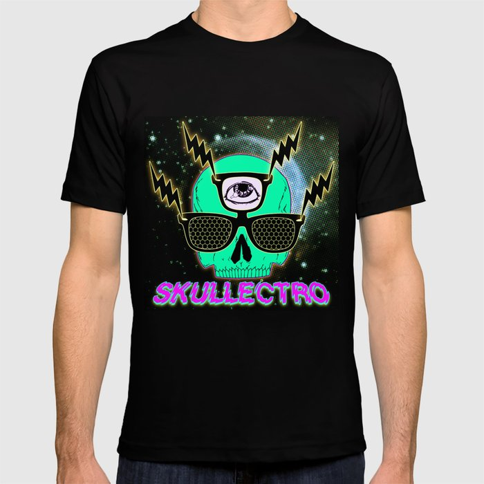 Skullectro T-shirt