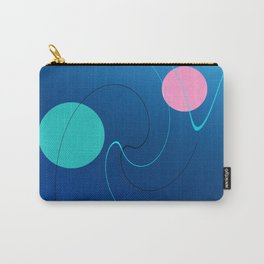The 3 dots, power game 6 Carry-All Pouch