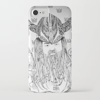viking iPhone & iPod Cases featuring Viking by Infra_milk