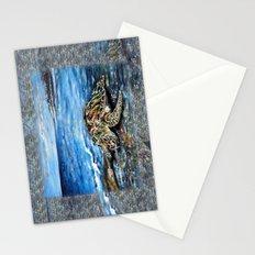 Beach Fantasy Stationery Cards