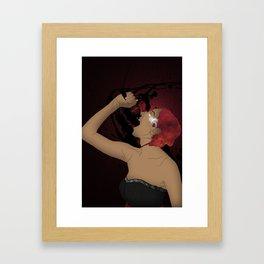 I Just Want To Be Heard Framed Art Print