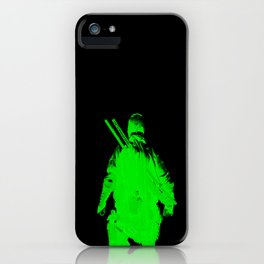 Ninja Night Vision iPhone Case