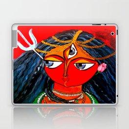 Durga, The Warrior Goddess 2: Commissioned art Laptop & iPad Skin
