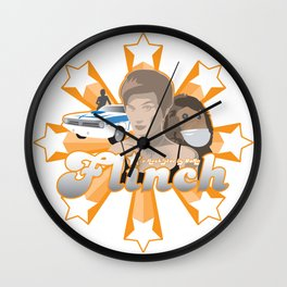 Flinch projet 01 Wall Clock