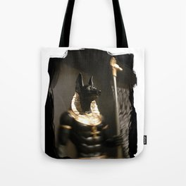 Anubis Egyptian God of Darkness (Photo by ACCI) Tote Bag