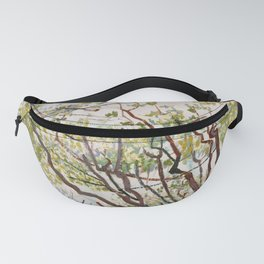 The Flowering Orchard Fanny Pack