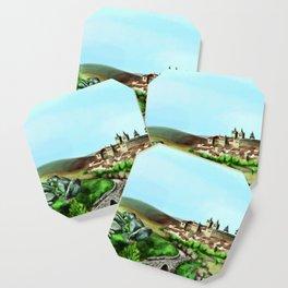 Viseu landscape Coaster
