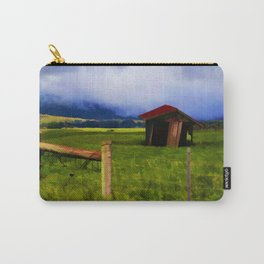 In The Pasture Carry-All Pouch