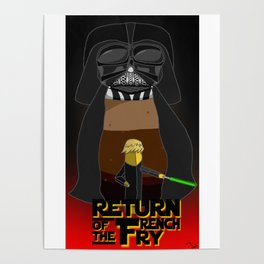 Return of the French Fry Poster