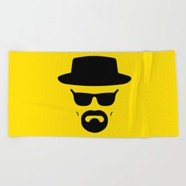 Heisenberg Beach Towel