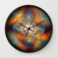 New World Hypostasis: Five Wall Clock