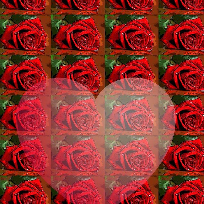 Rose love Leggings