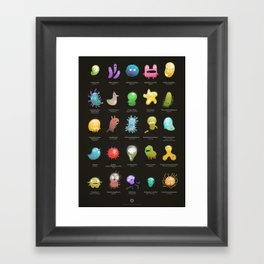 The Ultimate Disaster Framed Art Print