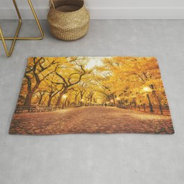 New York City Autumn Rug