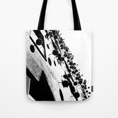 Barna Love B&W Tote Bag