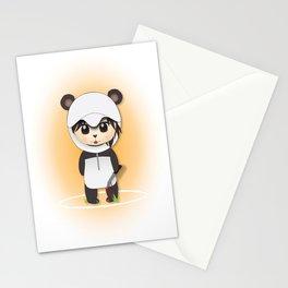 Chibi Panda-lecki Stationery Cards