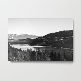 Donner Lake Metal Print