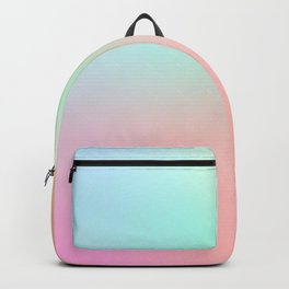 The optimistic  Rainbow Gradient Backpack